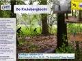 poster Kruisbergtocht 2018